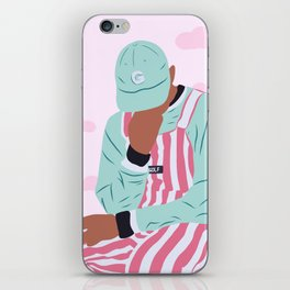 Tyler the Creator iPhone Skin