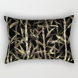 Bamboo.2  #decor #art # society6 Rectangular Pillow