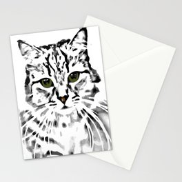 Jovie the cat Stationery Cards