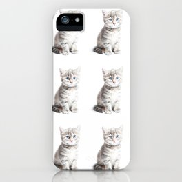 Kittens Forever iPhone Case