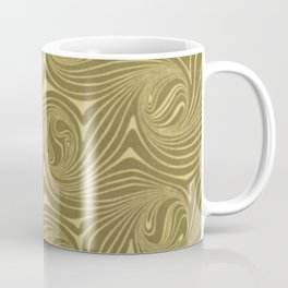 Antique Endpaper Coffee Mug