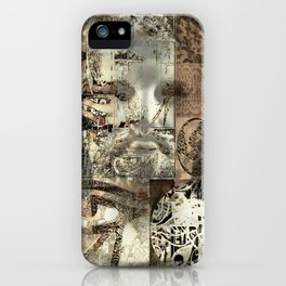 Phillip of macedon series 14 iPhone Case