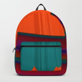 Paint Me a Mountain Backpack