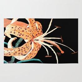 Tiger Lily... Rug