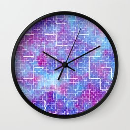 Digital Age Wall Clock