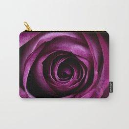 rose mauve plant 5 Carry-All Pouch