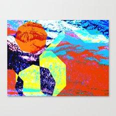 WORLD OF DREAMS 6 Canvas Print