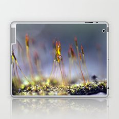 Capillary thread moss 745 Laptop & iPad Skin