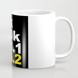 Running Maratohn Sprit Running Fitness Coffee Mug