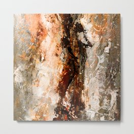 Abstract D10 Metal Print