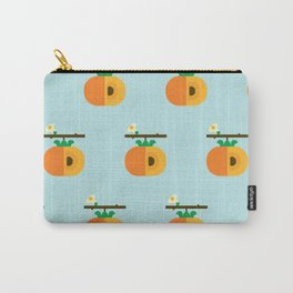 Fruit: Persimmon Carry-All Pouch