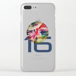 Rule Britannia Clear iPhone Case