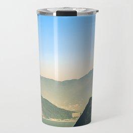 Rio de Janeiro Panoramic Photography Travel Mug