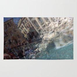 Fontana di Trevi Rug