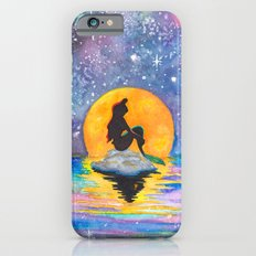 The Little Mermaid Galaxy iPhone 6s Slim Case