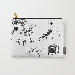 Music inverted Carry-All Pouch