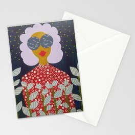 Optimistica Stationery Cards