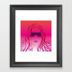 SF Eye Apparel Framed Art Print