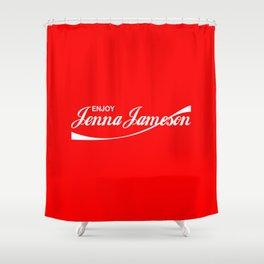 Enjoy Jenna Jameson Shower Curtain