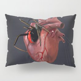 The Heart of a Loner Pillow Sham