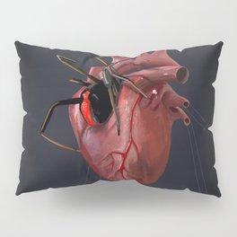 The Heart of a Loner Pillow Sham