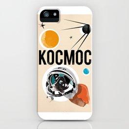 Kocmoc/Laika iPhone Case