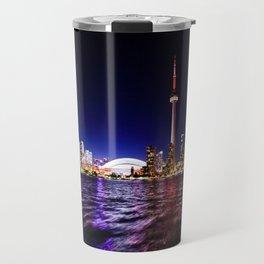 toronto city cn tower skydome Travel Mug