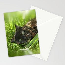 wild cat III Stationery Cards
