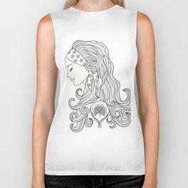 Celtic Woman Biker Tank