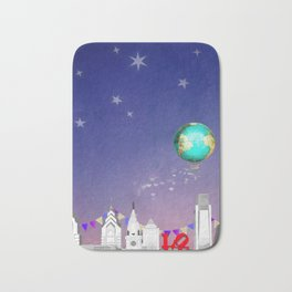 Float On Bath Mat