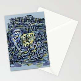 Onward Toward Stationery Cards