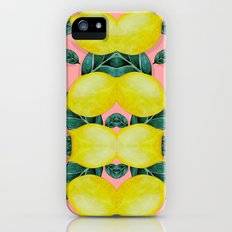 WHEN LIFE GIVES YOU LEMONS Slim Case iPhone (5, 5s)