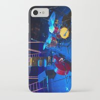 mortal instruments iPhone & iPod Cases featuring Instruments by Mauricio Santana