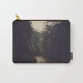 Wander inside the mountains Carry-All Pouch