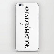 Amalgamation #6 iPhone & iPod Skin
