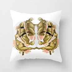 gang Throw Pillow