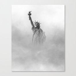 Statue of Liberty, NY Canvas Print