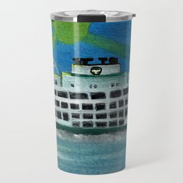 Sailing on Heavenly Seas Travel Mug