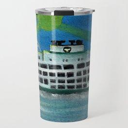 Sailing on Heavenly Seas Travel Mug