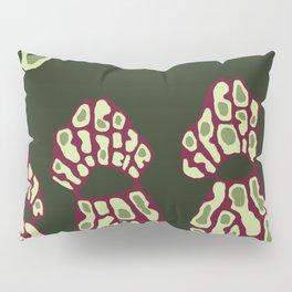 Pitcher Plant Pattern 4 Pillow Sham