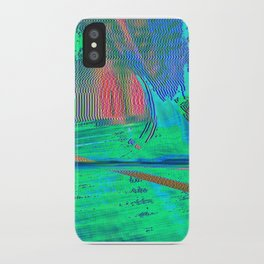 Portal into the Unknown iPhone Case