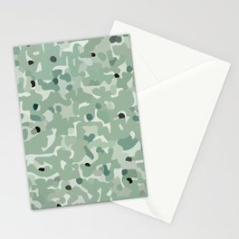 Abstract pattern 444 Stationery Cards