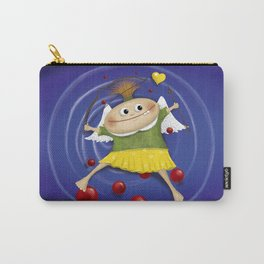 My little cupid.. Carry-All Pouch