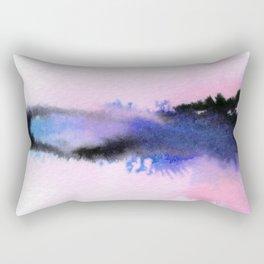 Spiral Fields Rectangular Pillow