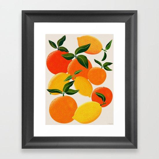 Oranges and Lemons by leannesimpsonart