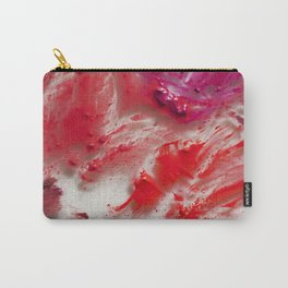 Lipstick on Glass Carry-All Pouch