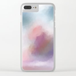 The Sky Part 2 Clear iPhone Case