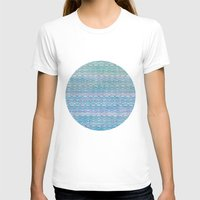 scales T-shirts featuring Mermaid Scales by Sunny Horizon