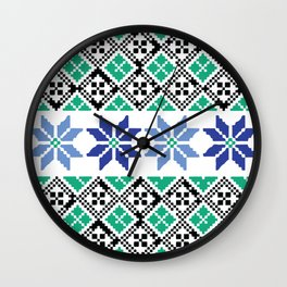Traditional Rustic Design Wall Clock