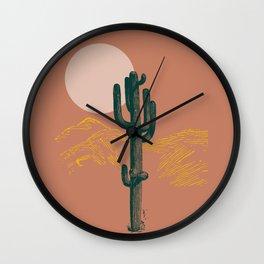 hace calor? Wall Clock